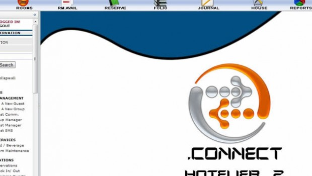.CONNECT HOTELIER HOME PAGE