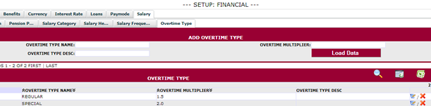 OVERTIME: Automatically calculate based on time and multiplier without stress